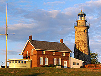 Lighthouse and museum